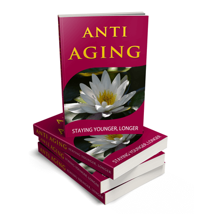 Anti Aging eCover Graphic