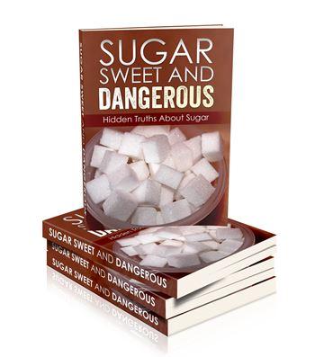 Sugar Sweet and Dangerous PLR eBook Cover