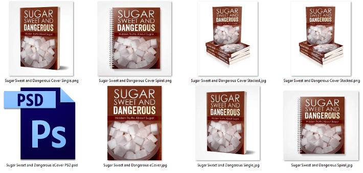 Sugar eCover Graphics