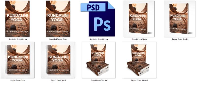 Kundalini eCover Graphics