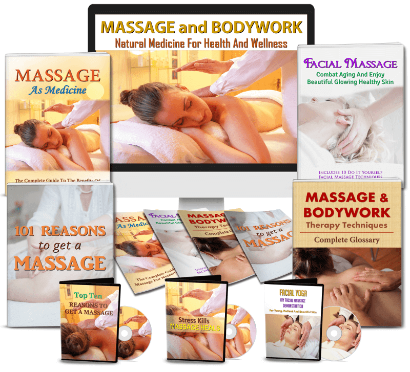 Massage and Bodywork Therapies PLR