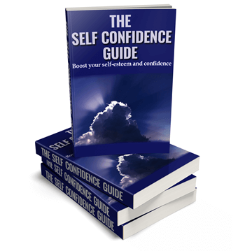 Self Confidence ecover PLR