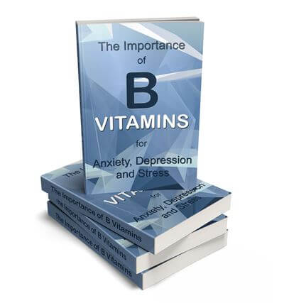 B Vitamins PLR – B Vitamins For Anxiety, Depression and
