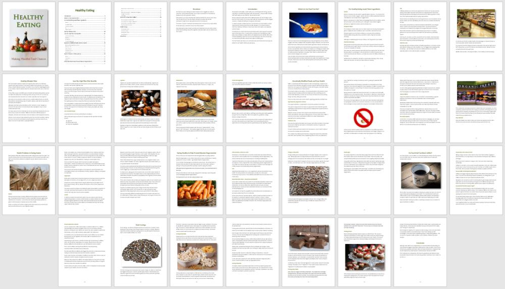 Healthy-Diets-Ebook-PLR
