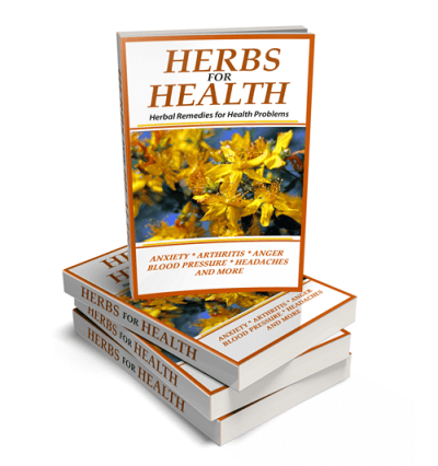 Herbs for Health ecover Stacked PLR