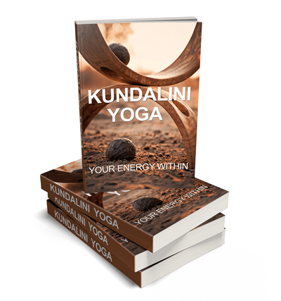 Kundalini Yoga Report Cover Stacked PLR