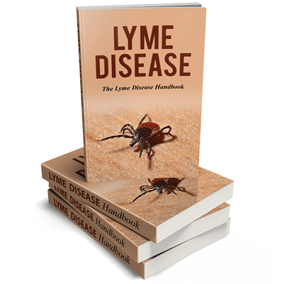 Lyme Disease PLR ebook Cover