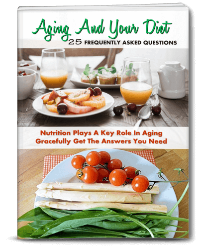 Aging and Your Diet PLR