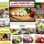 Anti Aging Diet and Preventing Lifestyle Diseases PLR