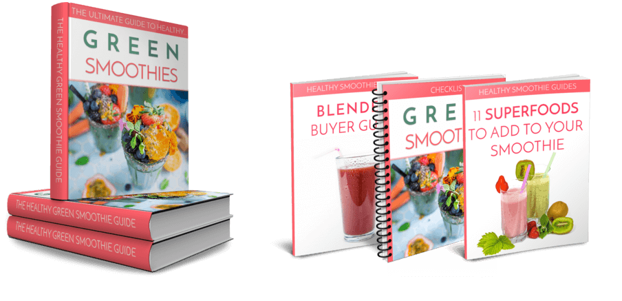 Green Smoothie Guide PLR eBook