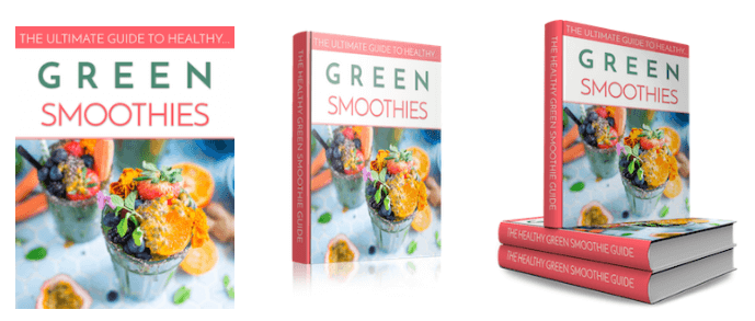 Green Smoothies eBook PLR