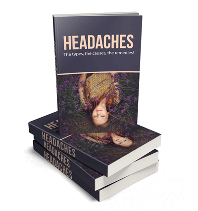 Headaches ecover graphic PLR