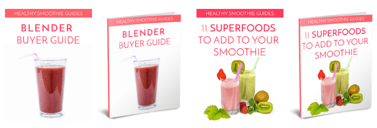 Superfoods Report PLR and Blenders Buyer Guide PLR