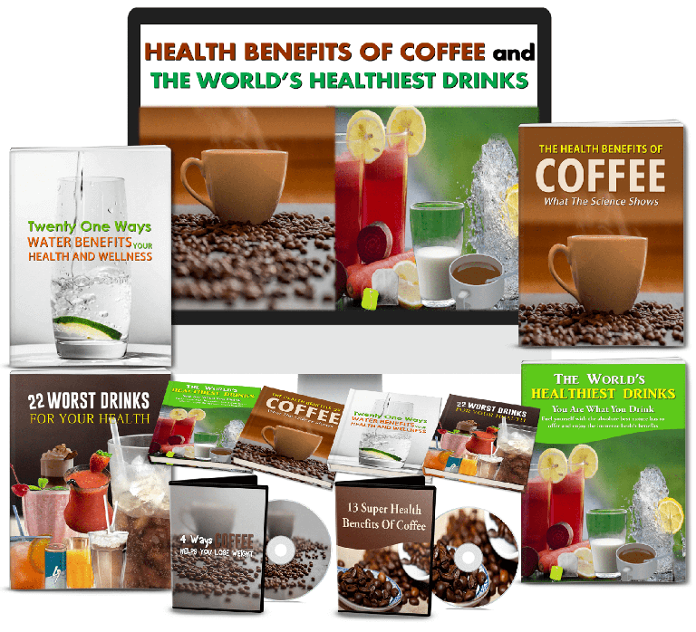 Coffee PLR and Healthy Drinks PLR