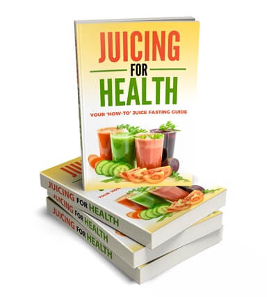 Juicing PLR eCover