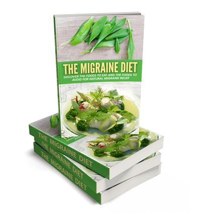Migraine Diet eCover PLR