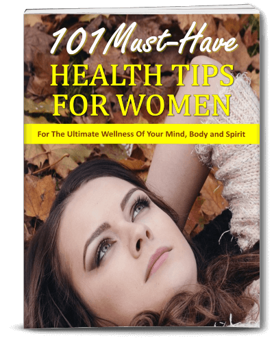 Health Tips for Women PLR eBook