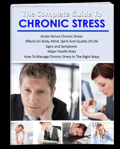 Chronic Stress eBook PLR