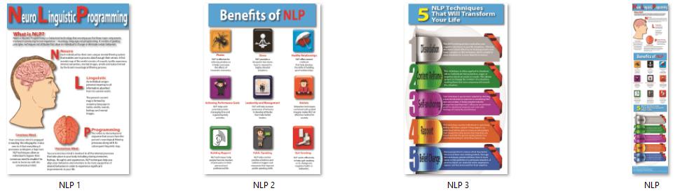NLP PLR Infographics