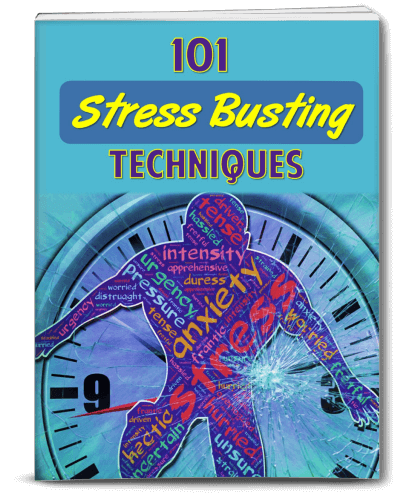 Stress Relief Techniques PLR ebook