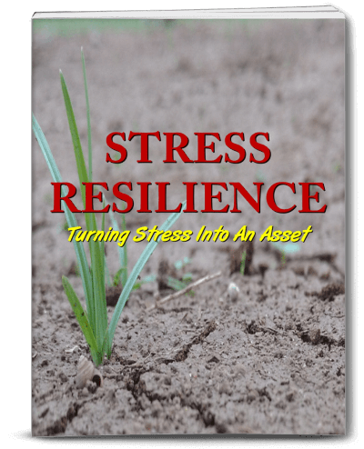Stress Resilience PLR ebook