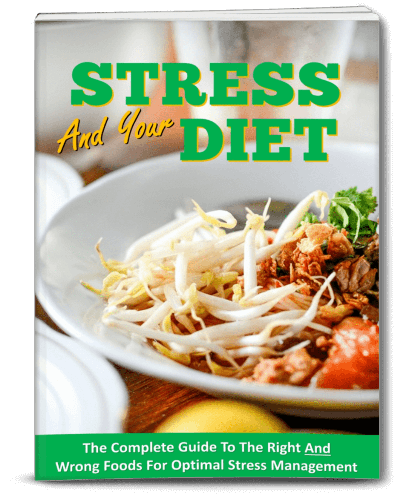 Stress and Your Diet PLR eBook