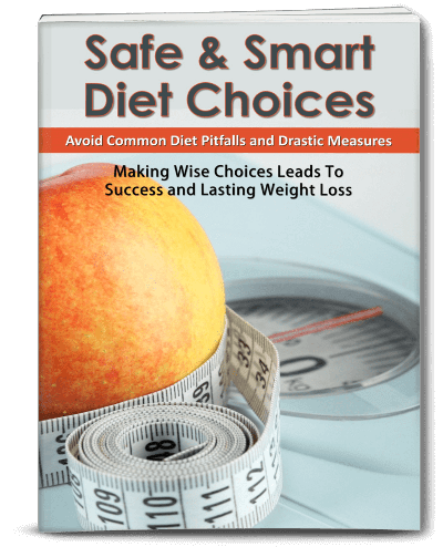 Safe, Smart Diet Choices PLR eBook