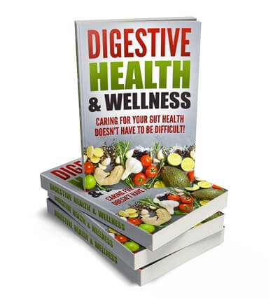 Digestive Health PLR ecover