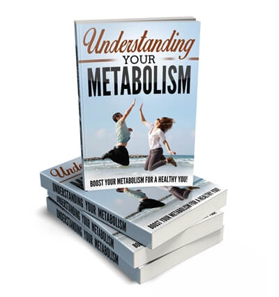 Metabolism eBook Cover PLR