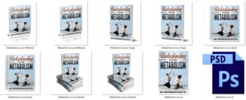 Metabolism eCover Graphics PLR