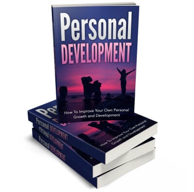Personal Development ecover Graphics PLR
