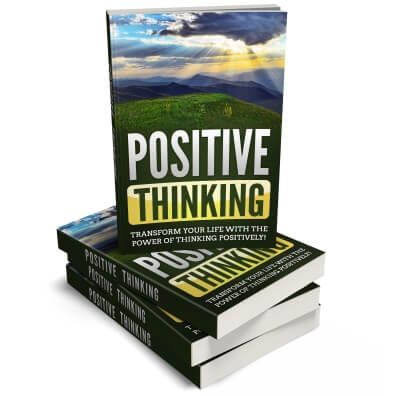 Positive Thinking eCover Graphic PLR