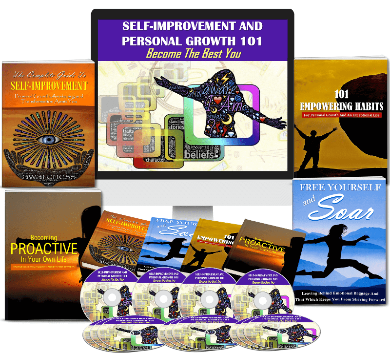 Self Improvement and Personal Growth PLR