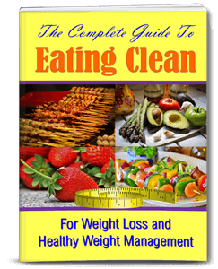Eating Clean PLR eBook