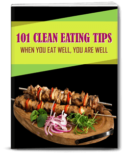 Eating Clean Tips PLR Report