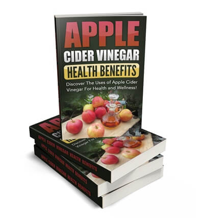 Apple Cider Vinegar ecover PLR