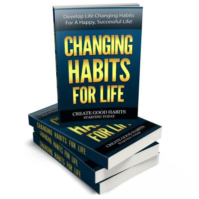 Changing Habits PLR eBook Cover