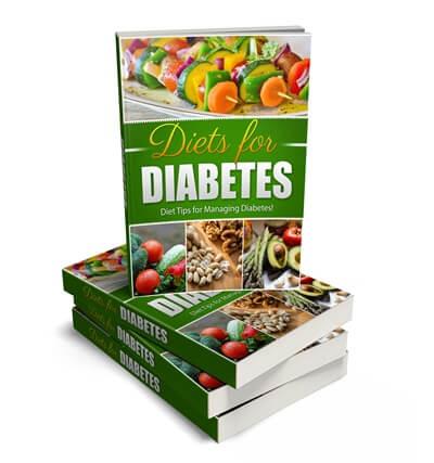 Diabetes Diet PLR Ebook