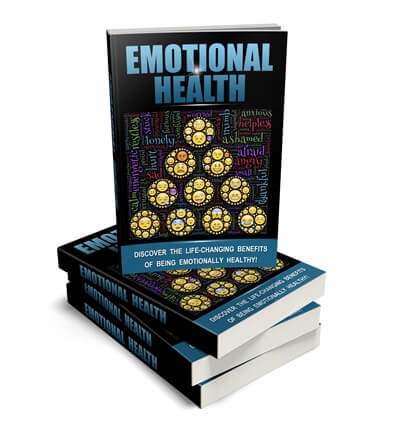 Emotional Health PLR eCover