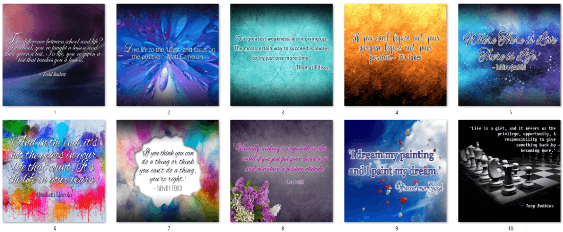 Self Improvement Quote Posters 1