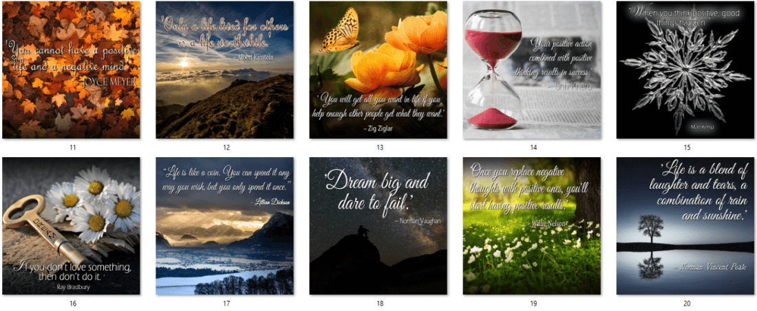 Self Improvement Quote Posters 2