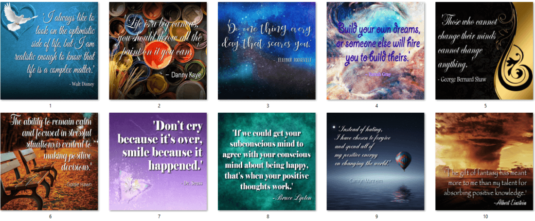 Self Improvement Quote Posters 3