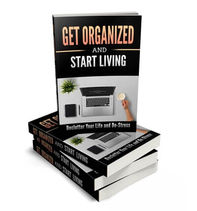 Being More Organized PLR eBook