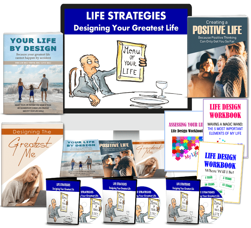 Designing Your Life PLR Package