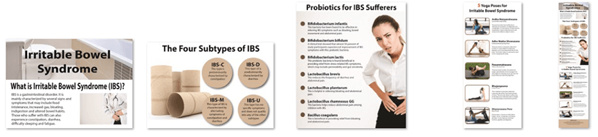 IBS Infographics PLR