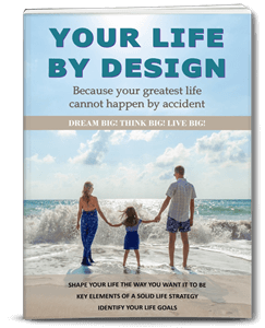 Life Design PLR eBook