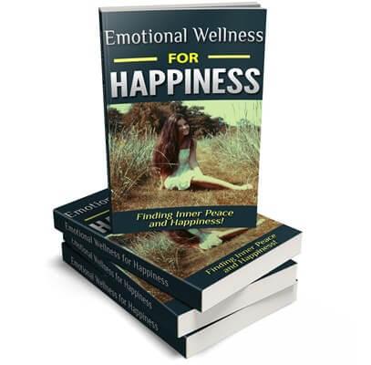 Emotional Wellness PLR Report Cover