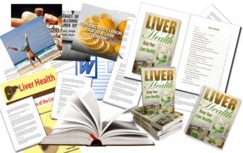Liver Health PLR Package