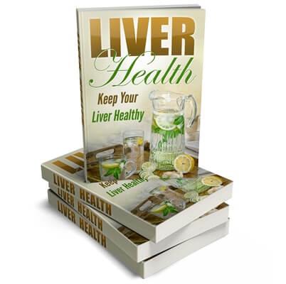 Liver Health PLR eCover