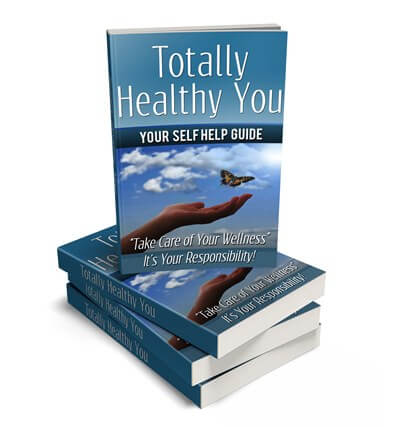 Total Wellness PLR eBook